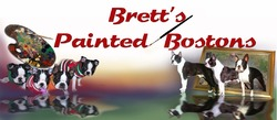 Brett's Painted Bostons